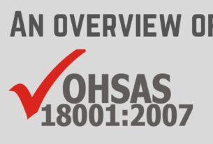 An overview of OHSAS 18001:2007