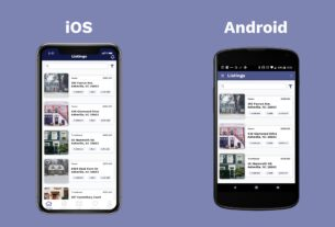 Difference between Native iOS Apps Design and Native Android Apps Design
